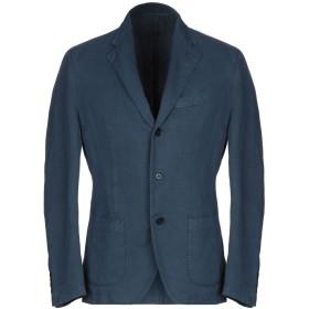《セール開催中》ALTEA メンズ テーラードジャケット ブルーグレー 54 麻 51% / コットン 49%