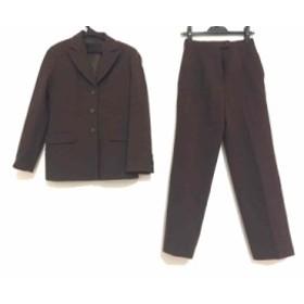 アンタイトル UNTITLED レディースパンツスーツ サイズ9 M レディース ダークブラウン【中古】