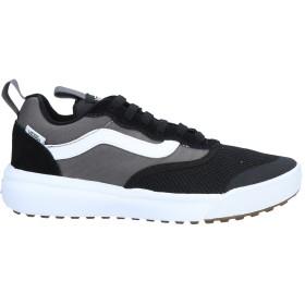 《セール開催中》VANS レディース スニーカー&テニスシューズ(ローカット) ブラック 5.5 紡績繊維