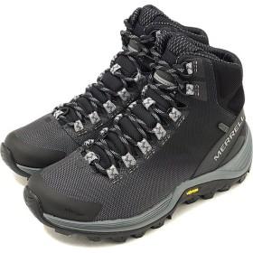 メレル MERRELL レディース サーモローグ ミッド ウォータープルーフ W THERMO CROSS MID WATERPROOF ウィンターブーツ 靴MIDNIGHT  42966 FW18
