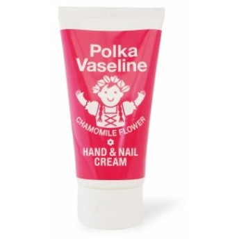 Polka Vaseline ポルカワセリン ハンド&ネイルクリーム