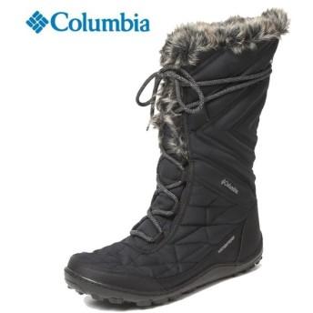 Columbia MINX MID III レースアップスノーブーツ BL5964