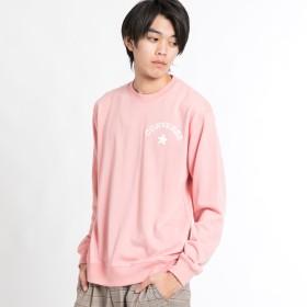 スウェット・ジャージ - WEGO【MEN】 コンバースサガラ刺繍プルオーバー CONVERSE MC18AU09-M001