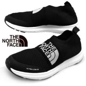 ノースフェイス THE NORTH FACE Ultra Low III NF51803 KW 黒 ウルトラ ロー 3 スリッポン レディース/メンズ