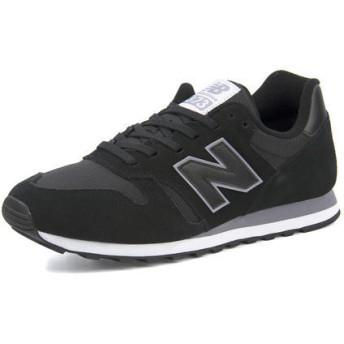 SALE!new balance(ニューバランス) ML373 180373 BBK ブラック【メンズ】【ネット通販特別価格】 スニーカー ローカット