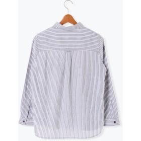 ブラウス - Lugnoncure 起毛レギュラーシャツ