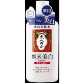 純米薬用美白化粧水130ML