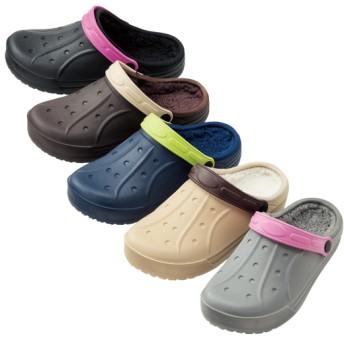 【格安-女性靴】(ボア・サン)レディースEVAボアサンダル