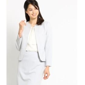 SunaUna / スーナウーナ ライトジャージ切り替えジャケット