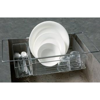 有元葉子のラバーゼ 水切り シンク内に入れて使う水切り シンクイン バスケット 718109
