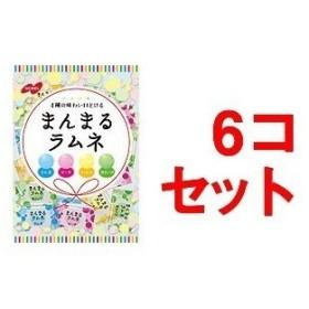 ノーベル製菓 まんまるラムネ ( 80g6コ )