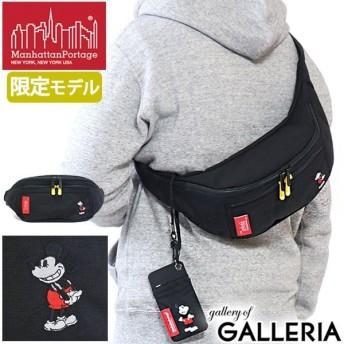 日本正規品 マンハッタンポーテージ ウエストバッグ Manhattan Portage ミッキー Alleycat Waist Bag 斜めがけ メンズ レディース MP1101MIC18