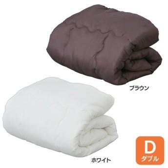 掛け布団 ダブル 掛け布団 布団 洗える 丸洗い 洗濯可能 寝具 送料無料