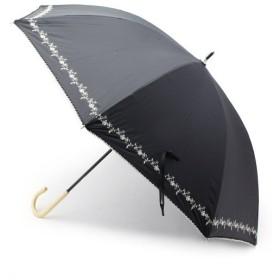 SOUP / スープ ◆フラワー刺繍長傘(晴雨兼用)