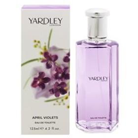 【香水 ヤードレー ロンドン】YARDLEY LONDON エイプリル ヴァイオレット EDT・SP 125ml 【あす着】香水 フレグランス