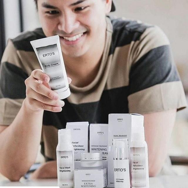 GLUTACOL Drink - Minuman Memelihara Kesehatan Tubuh By ERTOS: Rp 160.000 Rp 76.000 · ERTOS Purifying Cleansing Milk - Milk Cleanser - ERTO'S Skincare ...