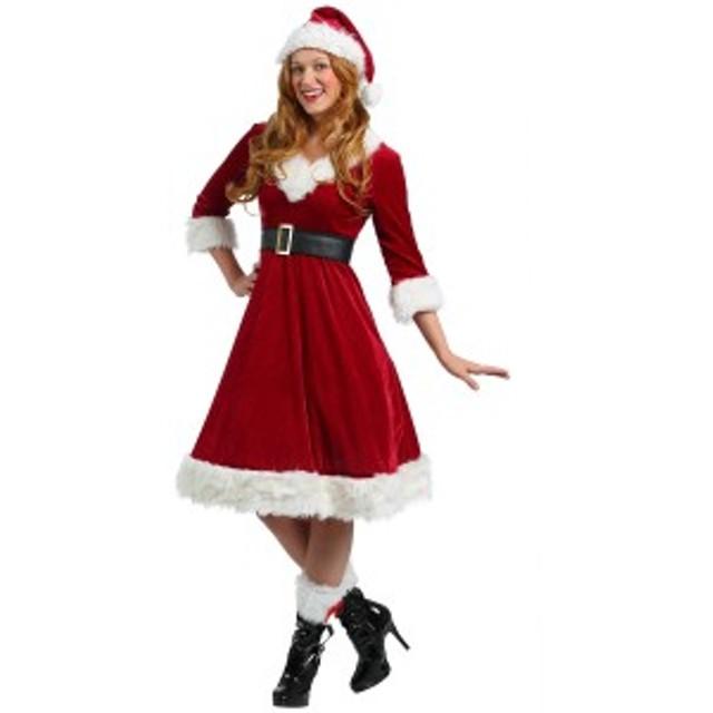 サンタクロース クリスマス 大きいサイズ あり コスプレ サンタ 衣装 仮装 コスチューム SANTA CLAUSE