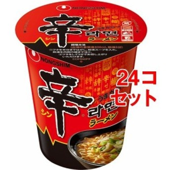辛 カップラーメン(24コ)[カップ麺]