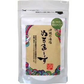 沖縄の海塩 ぬちまーす 顆粒(111g)[塩]