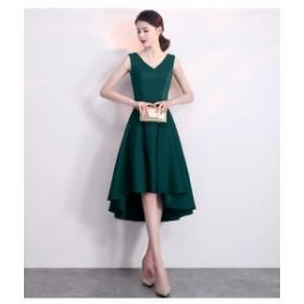 【お取り寄せ】イブニングドレス ワンピース ミディアム エレガント TYK1267