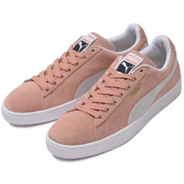 516f422f39b860 【PUMA】 プーマ SUEDE CLASSIC スウェード クラシック 365347 06MUTED CLAY/WH 27.5cm