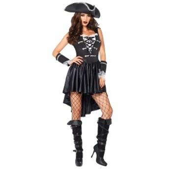 海賊 レディース 女 ハロウィン コスプレ パイレーツ コスチューム 衣装 仮装 PIRATE