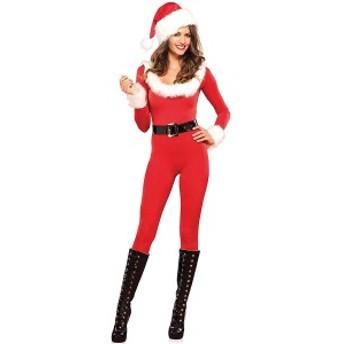 サンタクロース セクシー クリスマス コスプレ サンタ 衣装 仮装 コスチューム SANTA CLAUSE