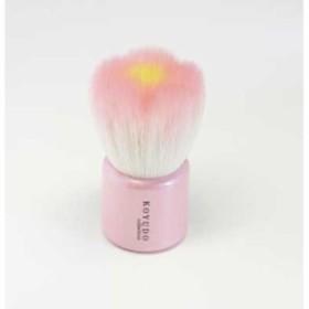 熊野筆洗顔ブラシ フラワー型(ピンク)
