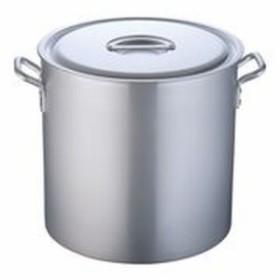 TKG 寸胴鍋アルミニウム(アルマイト加工)(目盛付) 39cm 容量46.0(L)