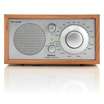 Tivoli Audio M1BT-1654-JP Tivoli Model One BT Cherry/Silver [モノラルテーブルラジオ]