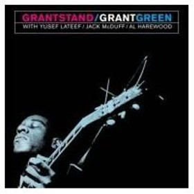 Grant Green グラントグリーン / Grantstand (アナログレコード / Down At Dawn)  〔LP〕
