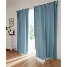 【送料無料!】デニム調。遮熱。遮光カジュアルカーテン ドレープカーテン(遮光あり・なし) Curtains, 窗, 窗簾