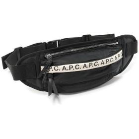 APC A.P.C. アーペーセー PAACL H62097 banane luclle ボディバッグ ベルトバッグ ウエストポーチ NOIR ユニセックス