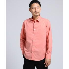 【40%OFF】 タケオキクチ ドライストレッチシャツ[ メンズ シャツ 日本製 乾きやすい ] メンズ ベビーピンク(071) 03(L) 【TAKEO KIKUCHI】 【セール開催中】
