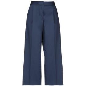 《期間限定 セール開催中》BOUTIQUE MOSCHINO レディース パンツ ダークブルー 40 96% コットン 4% 指定外繊維