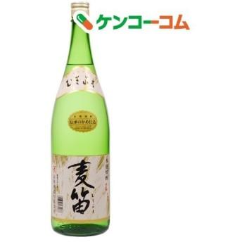 京屋酒造 麦笛 むぎ焼酎 25度 ( 1.8L )