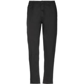 《期間限定セール開催中!》DONDUP メンズ パンツ ブラック 31 コットン 96% / ポリウレタン 4%