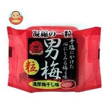 ノーベル製菓 男梅粒 14g×6袋入