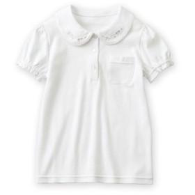 半袖カットソーブラウス(刺しゅう入) 制服