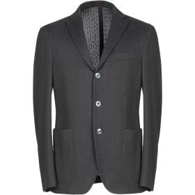 《セール開催中》THE GIGI メンズ テーラードジャケット 鉛色 50 コットン 100%