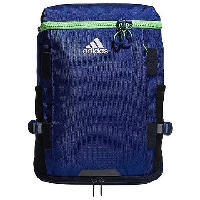 アディダス adidas デイパック KIDSOPSバックパック18L DM3256 ブルー