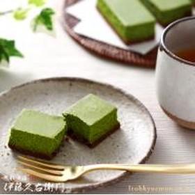 伊藤久右衛門 宇治抹茶チーズケーキ ゆめみどり 抹茶タルト スティック 5個 箱入り