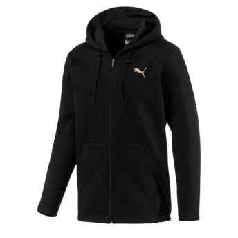 【プーマ公式通販】 プーマ VENT ウインター フーデット ジャケット メンズ Puma Black  CLOTHING PUMA.com