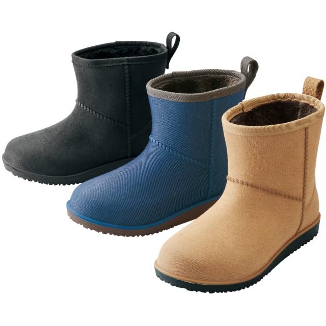 【格安-子供用靴】ジュニア完全防水ウィンターブーツ