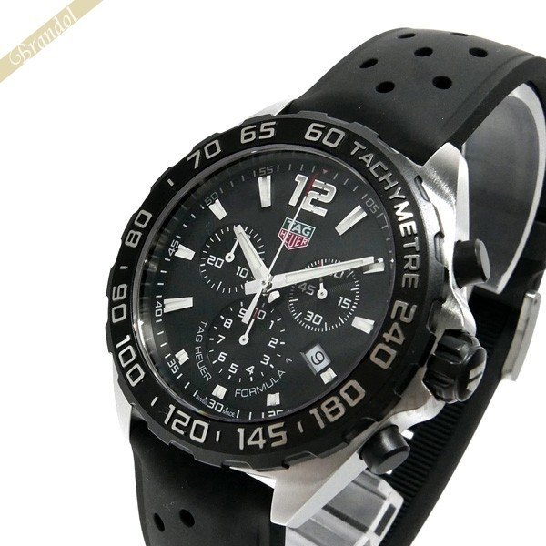 new style ab297 206f5 クロノグラフ メンズ腕時計 43mm タグ・ホイヤー フォーミュラ1 ...