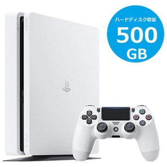 SCEPlayStation 4 グレイシャー・ホワイト 500GBCUH2200AB02