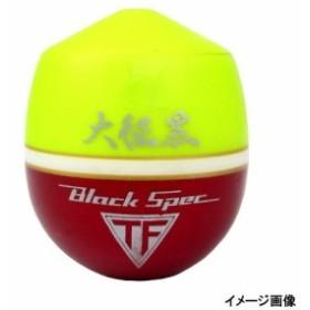 釣研 大征黒 2B イエロー【ゆうパケット】