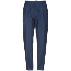 《送料無料》SELECTIVE メンズ パンツ ブルー 52 コットン 70% / 麻 30%