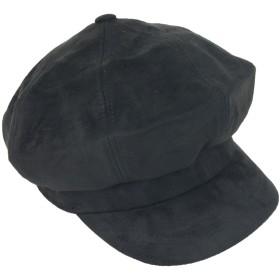 キャスケット - AFFRANCHIR スエード キャスケット 帽子
