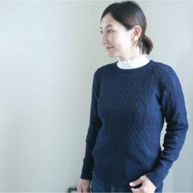 ニット・セーター - ナチュラルセンス レディース 長袖 セーター セータープルオーバー